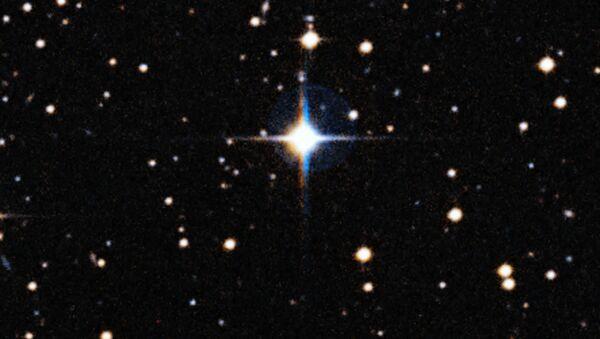 Двойник Солнца HIP 102152, звезда, находящаяся в 250 световых годах от Земли в созвездии Козерога