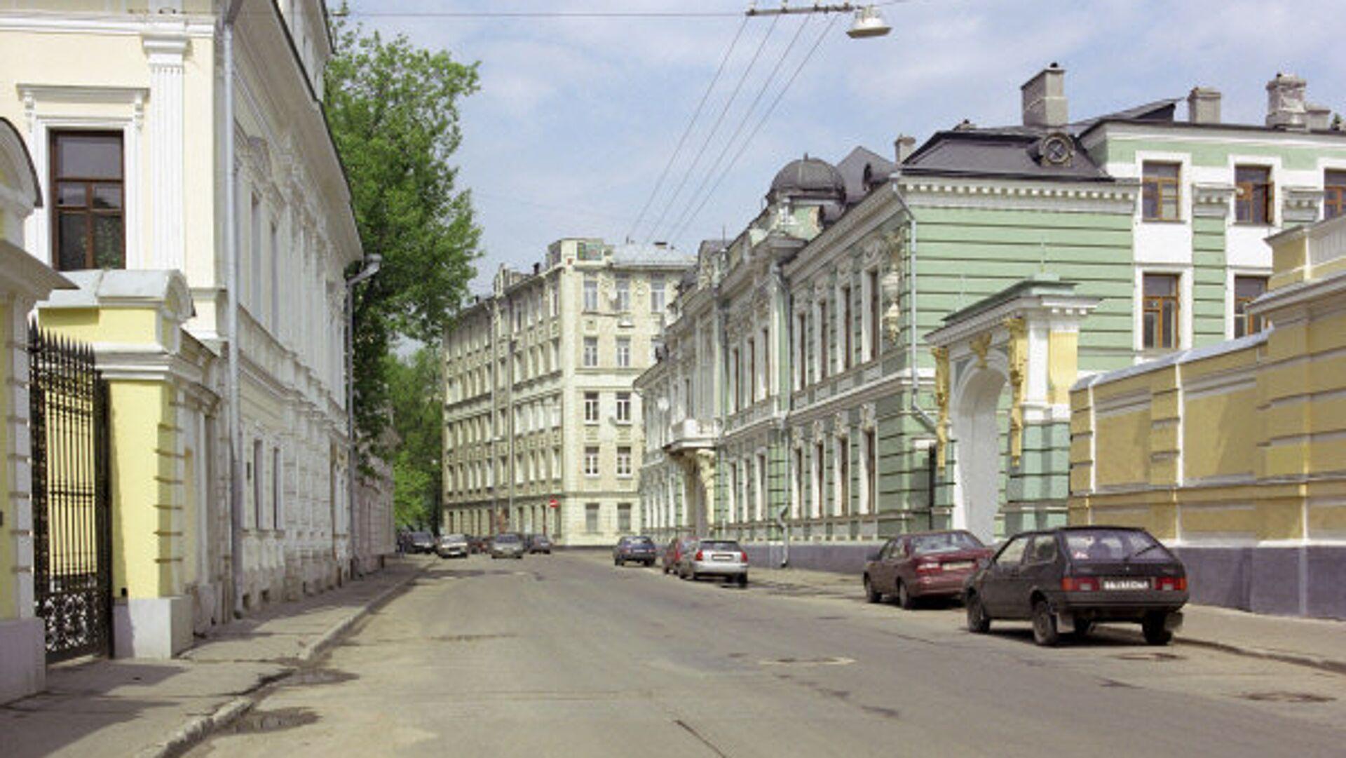 Исторический центр Москвы - РИА Новости, 1920, 02.03.2021