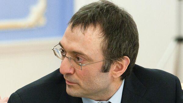 Сулейман Керимов. Архивное фото