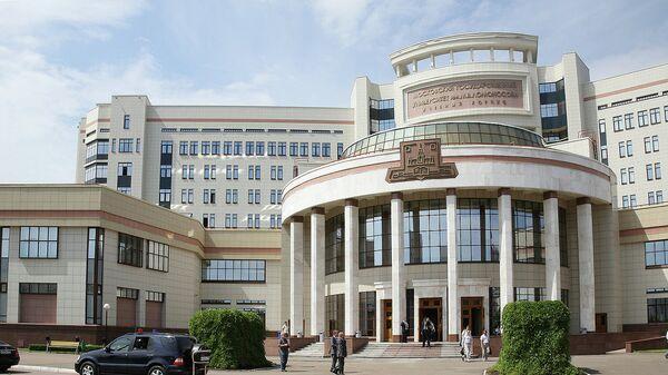 Учебный корпус МГУ