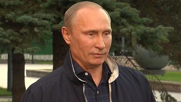 Путин назвал провокацией заявления о применении химоружия властями Сирии