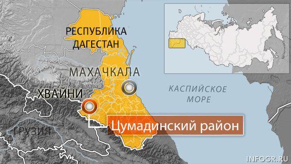 Учителя начальных классов застрелили в Дагестане