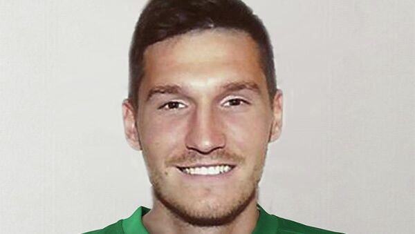 Футболист Адам Пинтер