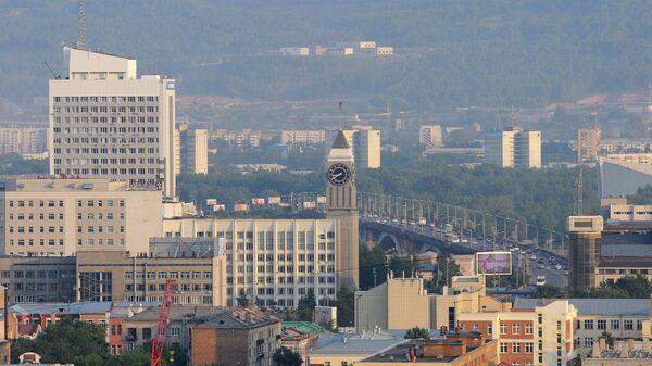 Красноярск, центр города