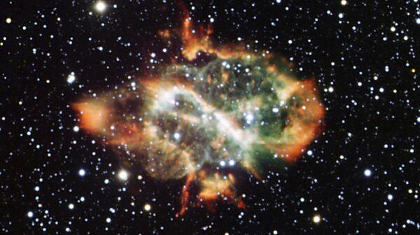 Биполярная планетарная туманность
