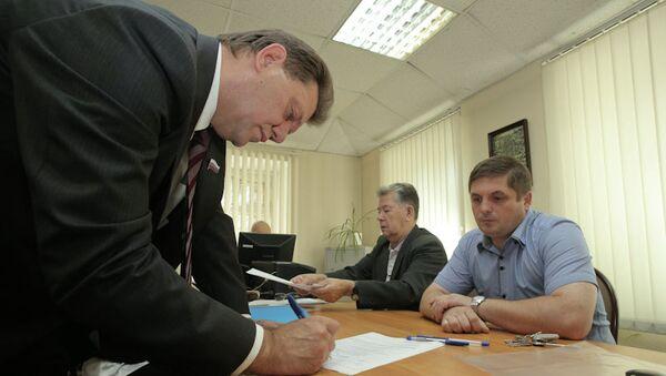 Областной депутат Кляйн стал 12-м кандидатом на пост мэра Томска