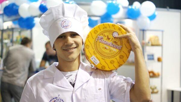 Алтайский сыр