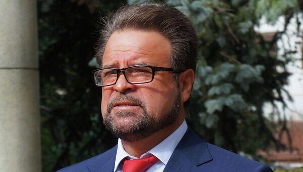 Исполнительный директор Энергомаша Владимир Солнцев. Архивное фото