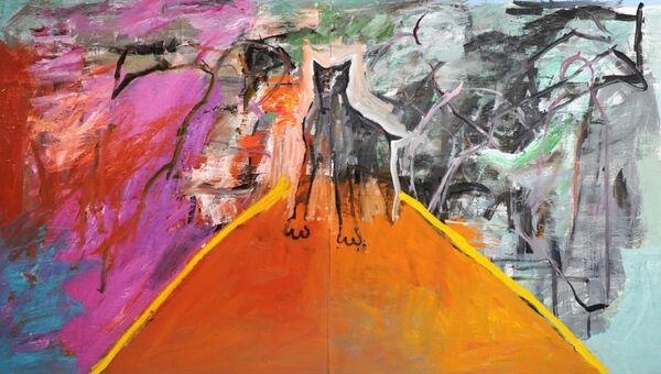 Выставка «Современные художники Бахрейна. Новые горизонты»