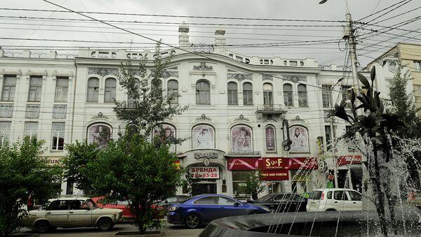 Исторический памятник Торговый дом Либмана, архивное фото