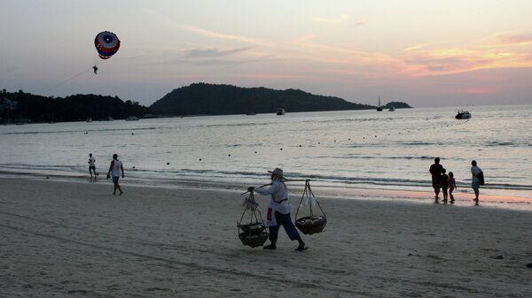 Остров Пхукет в Таиланде. Архивное фото