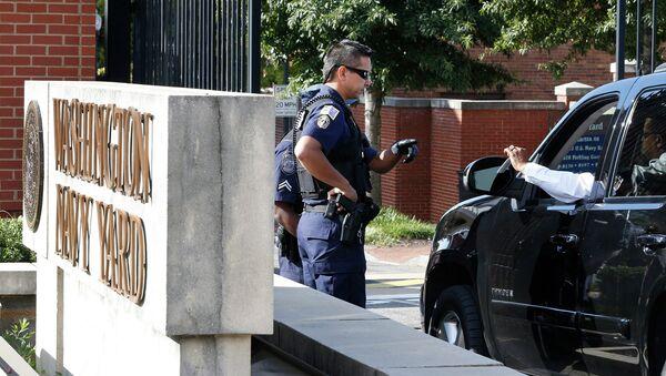 Стрельба произошла в здании командования вооружения ВМС США в Вашингтоне