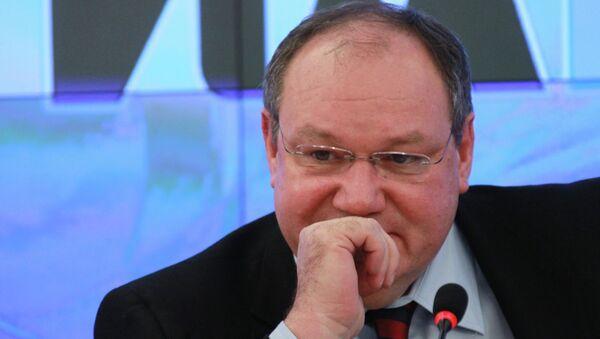 Руководитель комитета по туризму и гостиничному хозяйству Москвы Сергей Шпилько. Архивное фото