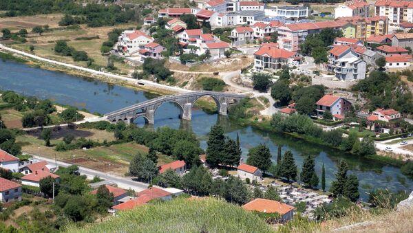 Виды Боснии и Герцеговины. Архивное фото