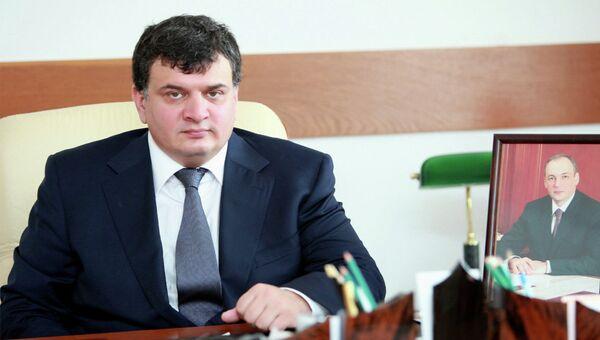 Руслан Тотурбиев. Архивное фото