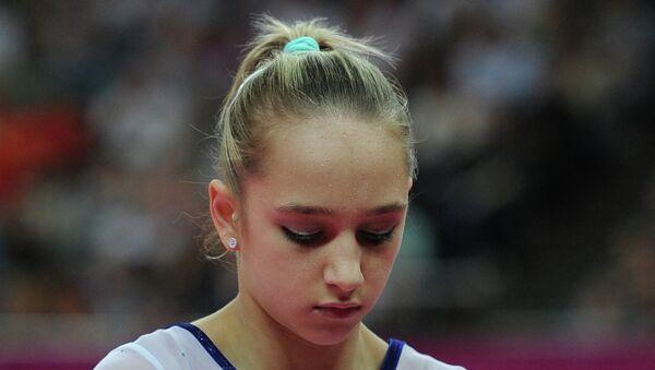 Виктория Комова. Архивное фото
