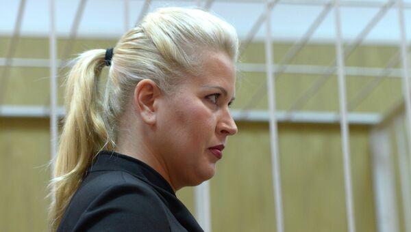 Заседание суда по делу Евгении Васильевой. Архивное фото