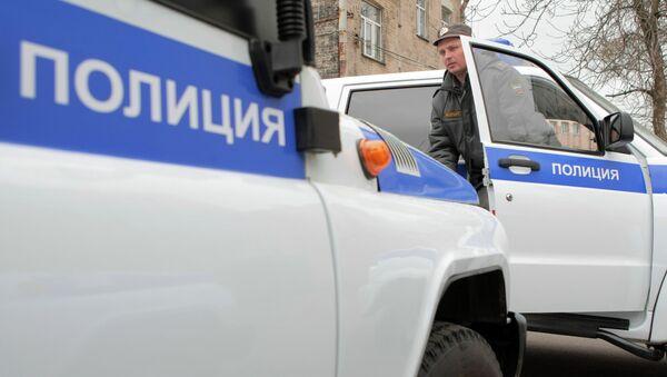 Полиция, архивное фото