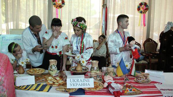 Международный благотворительный кулинарный фестиваль в Душанбе