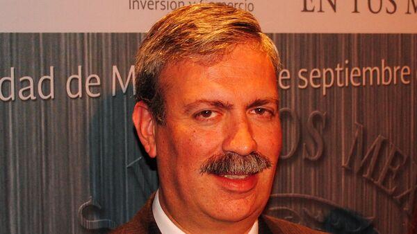 Генеральный директор ProMexico Франсиско Гонсалес Диас. Архивное фото