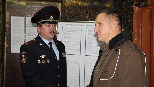 Полпред Трутнев посетил пункты длительного пребывания в Приамурье, событийное фото
