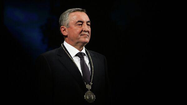Кандидат от Единой России Юрий Бобрышев