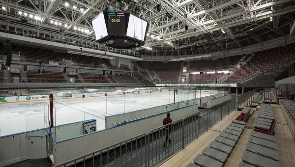 КСК Фетисов-Арена. Архивное фото.
