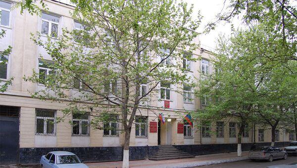 Здание верховного суда Республики Дагестан. Архивное фото