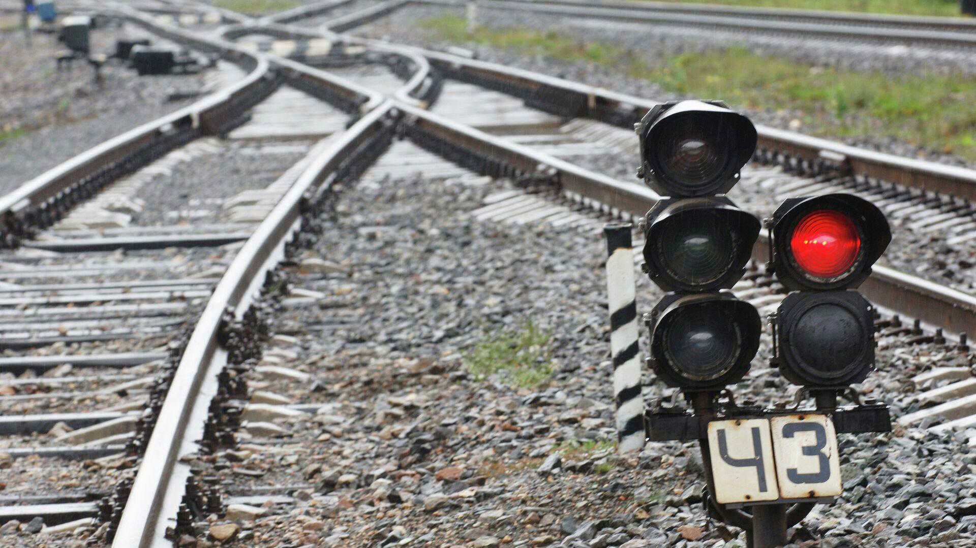 СК назвал возможные причины столкновения поездов в Приамурье