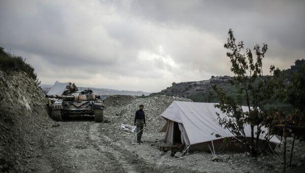 Ситуация в Сирии
