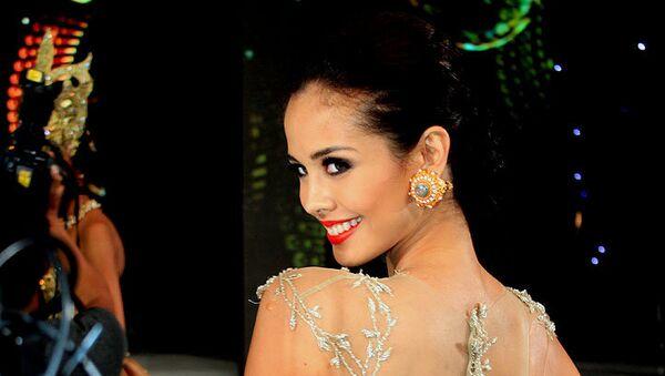 Мисс Филиппины Меган Янг