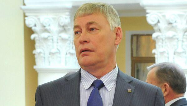 Сити-менеджер челябинского Миасса Виктор Ардабьевский. Архивное фото