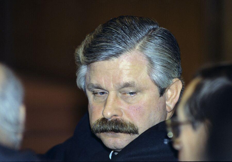 Вице-президент России Александр Владимирович Руцкой