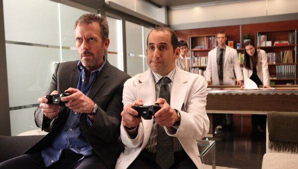 Кадр из сериала Доктор Хаус
