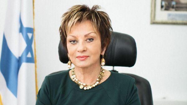 Посол Израиля в России Дорит Голендер-Друкер