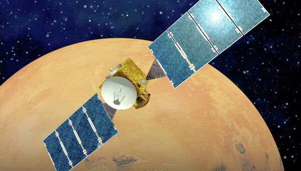 Зонд Марс-Экспресс, архивное фото