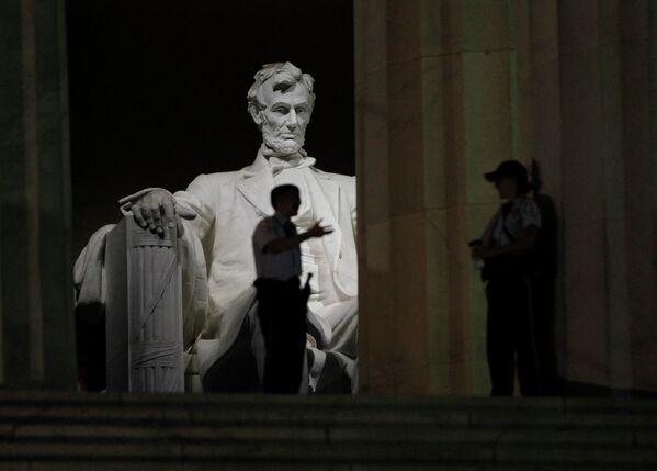 Статуя Линкольна, Вашингтон, округ Колумбия