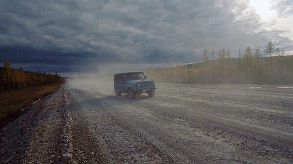 Автотрасса федерального назначения М56 Лена
