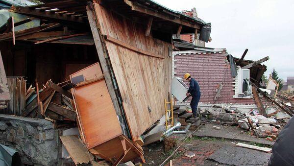Вывоз вещей из снесенных домов в Новосибирске