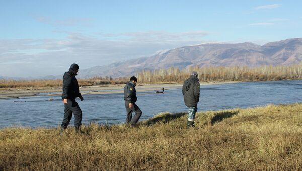Поиски пропавших пассажиров в Туве
