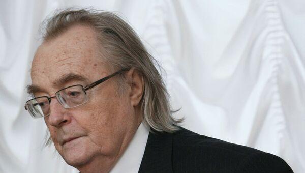 Народный артист России Эдуард Марцевич. Архивное фото