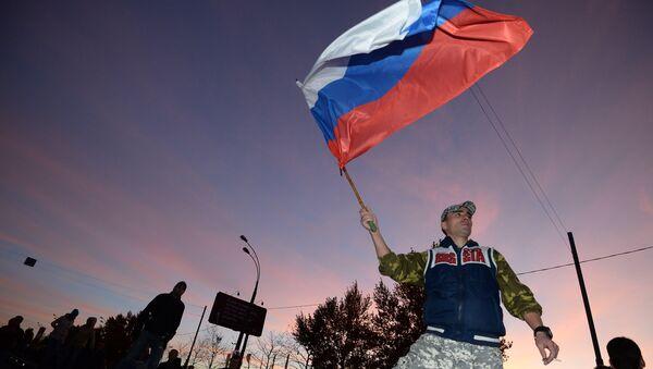 Беспорядки в московском районе Бирюлево. Архивное фото