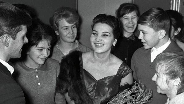 Галина Олейниченко, архивное фото