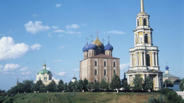 Рязанская область. Архивное фото