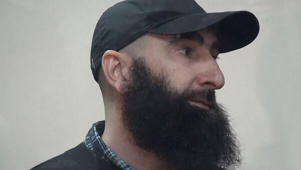 Террориста Магаса приговорили к пожизненному лишению свободы. Кадры из суда