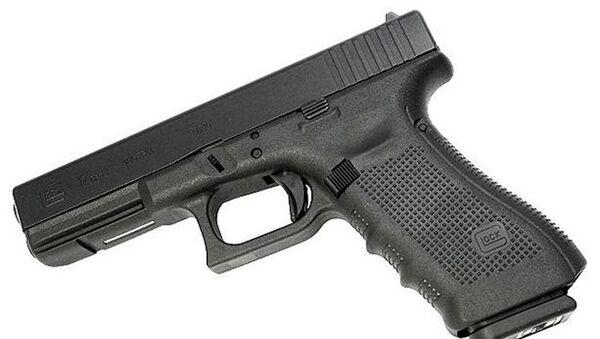 Пистолет Glock-17 Gen.4