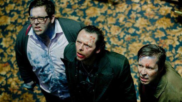 Кадр из фильма Армагеддец