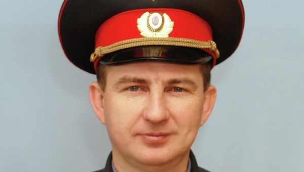 Сергей Метелев - лучший участковый Томской области