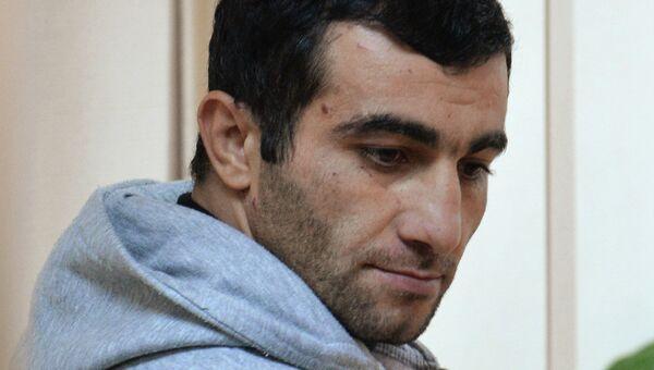 Орхан Зейналов, осужденный за убийство Егора Щербакова в московском районе Бирюлево Западное