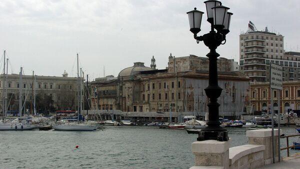 Набережная итальянского города Бари. Архивное фото
